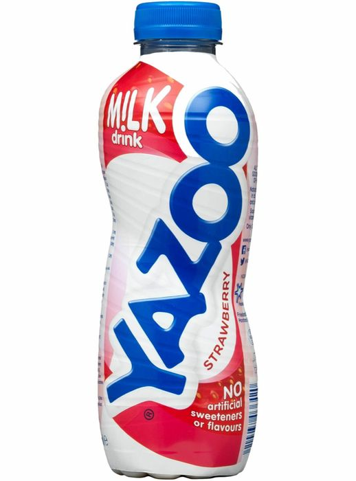 Free Yazoo Flavoured Milk 400ml at Tesco