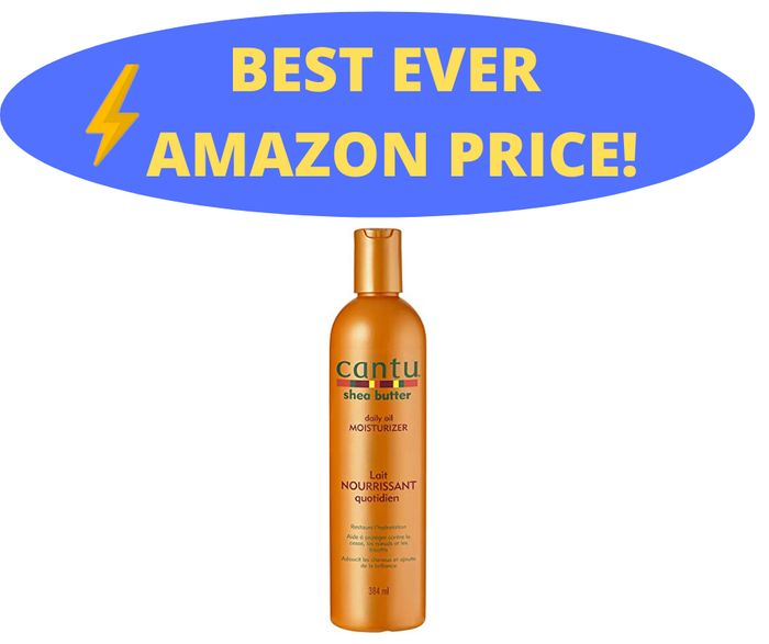 Best Ever Price! Cantu Shea Butter Daily Oil Moisturizer 384 Ml