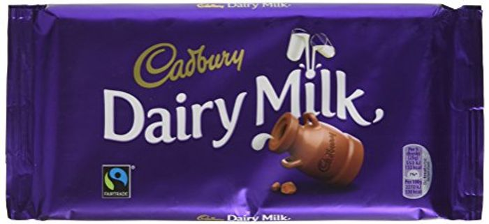 Cadbury Dairy Milk Chocolate Bar, 200g