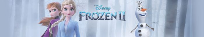 Up to 25% off Selected Disney Frozen