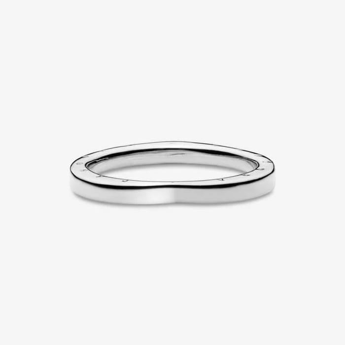 Pandora Heart Shaped Ring