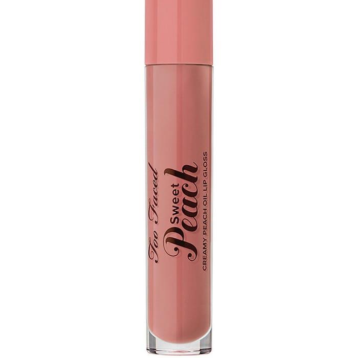 Too Faced - Sweet Peach Creamy Lip Gloss 4ml