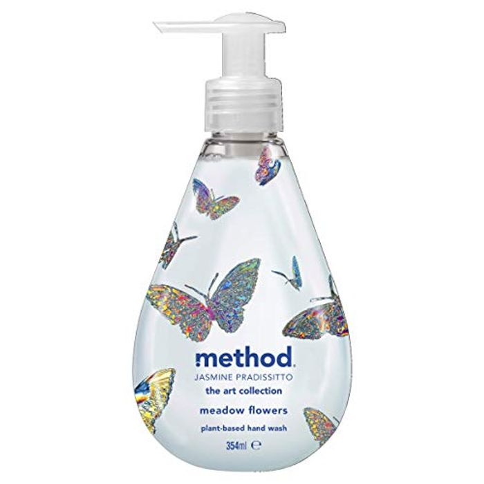 Method Meadow Flowers Hand Wash (354 Ml) - Only £3!