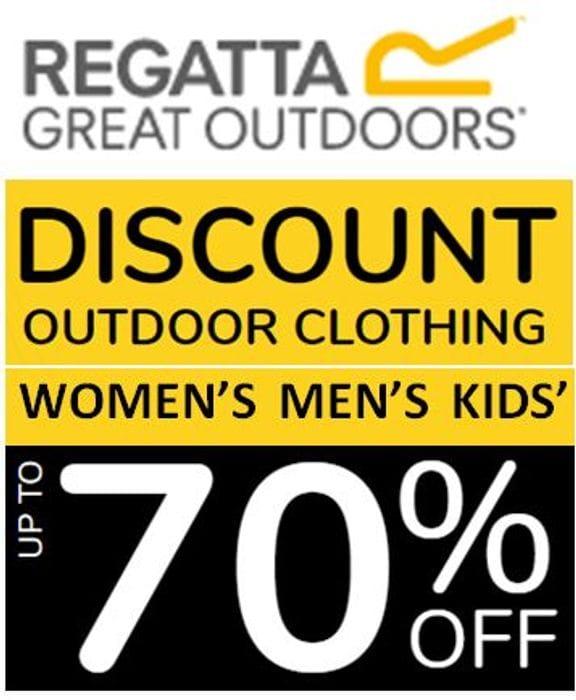 REGATTA - Regatta CLEARANCE SALE