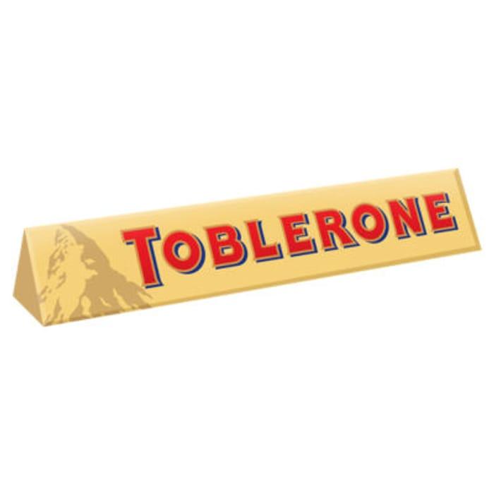 Toblerone Milk Chocolate Large Bar 360g - Save £2