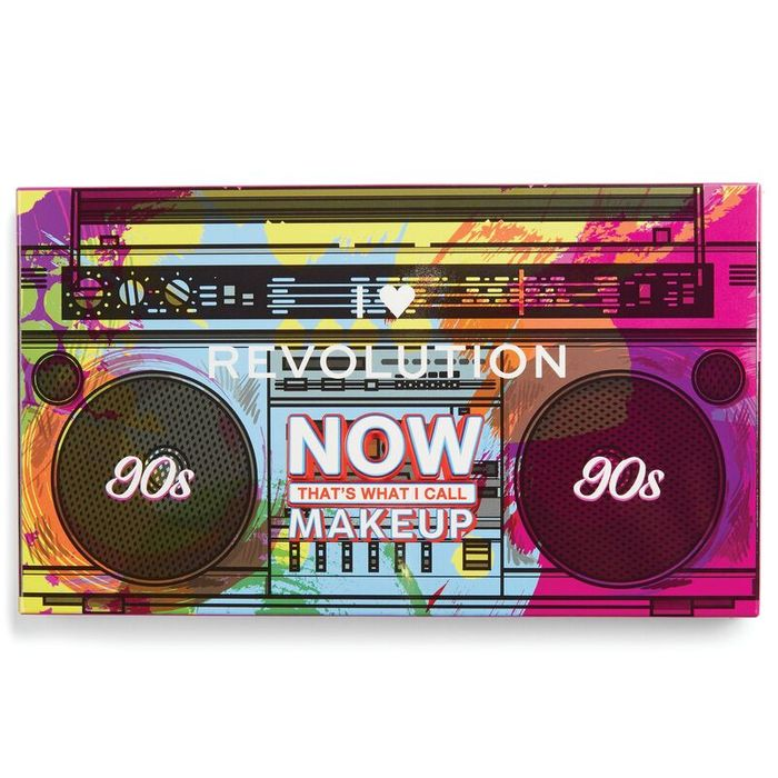 Revolution NOW Thats What I Call Makeup 90s HALF PRICE