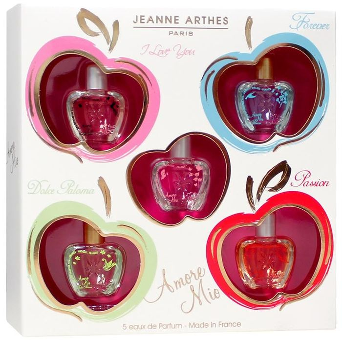 Jeanne ArthesAmour Mio Minatures 35ml Gift Set
