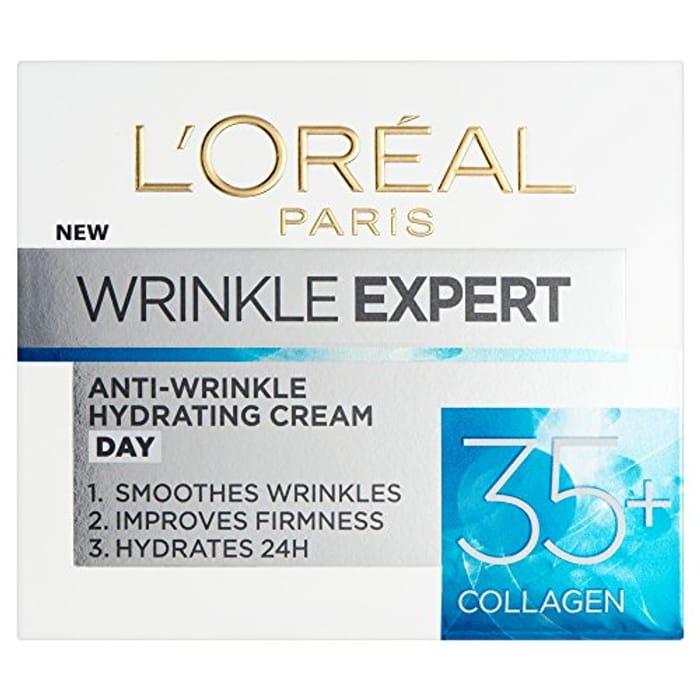 L'Oreal Paris Wrinkle Expert 35+ Collagen Day Cream, 50ml