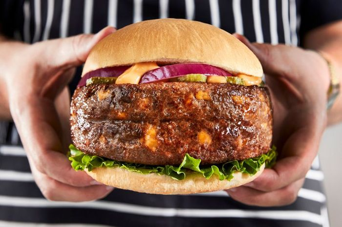 Cheap Big Daddy 1lb Cheeseburger Only £3