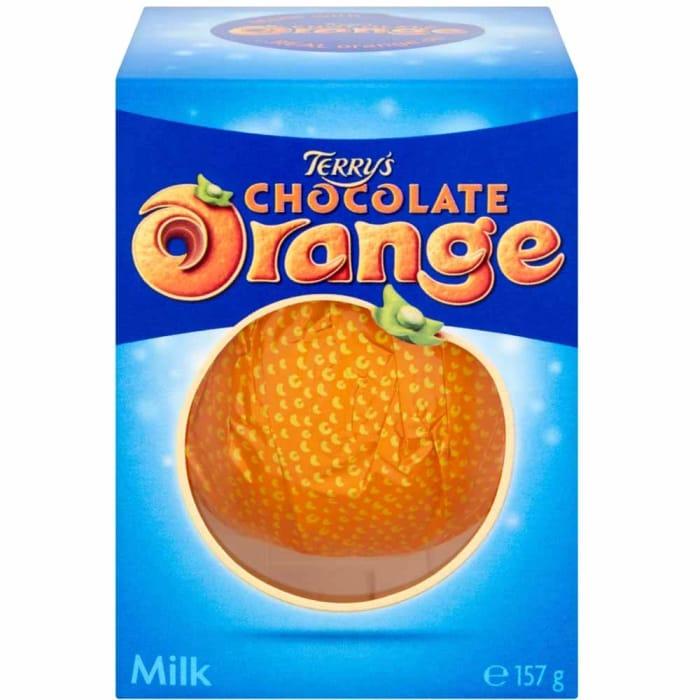 Terry's Chocolate Orange Milk Ball 157g, Only 50p at Wilko
