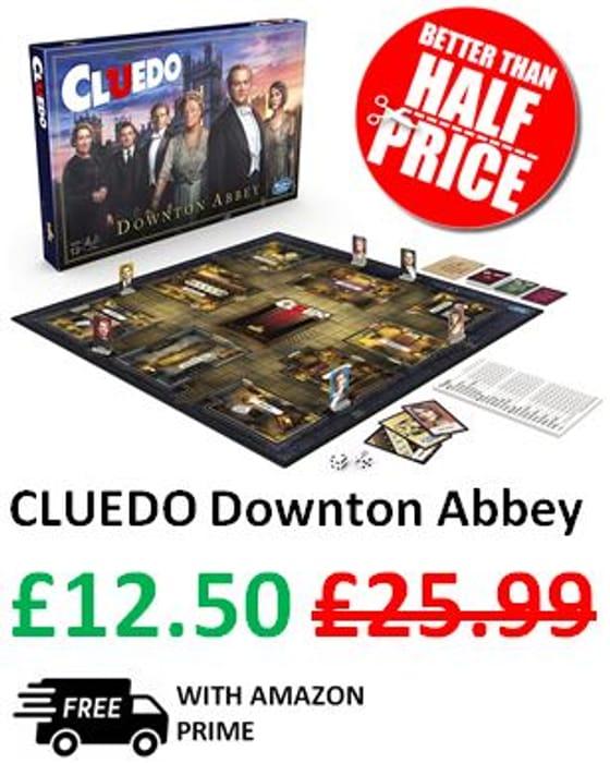 Cluedo Downton Abbey - Better Than 1/2 Price