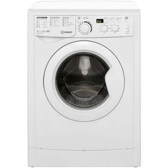 *SAVE £20* Indesit My Time 7Kg Washing Machine with 1400 Rpm - White - A++ Rated