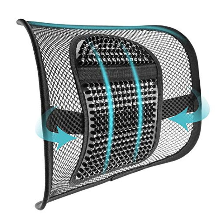 SANLINKEE Mesh Back Support for Office Chair,