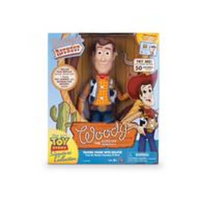 Sheriff Woody Signature Collection