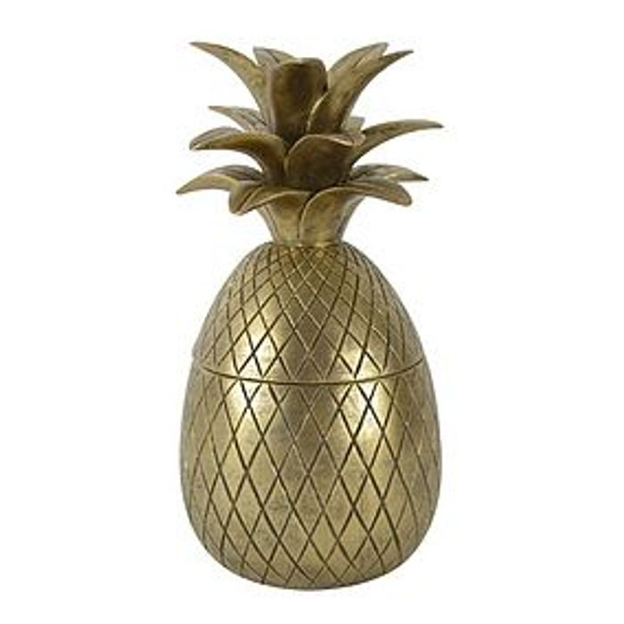 *SAVE 20%* Pineapple Trinket Pot