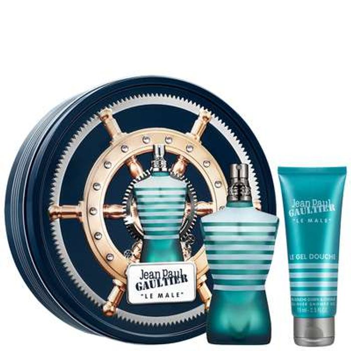 *SAVE £10* Jean Paul Gaultier Le Male Eau De Toilette Spray 75ml Gift Set