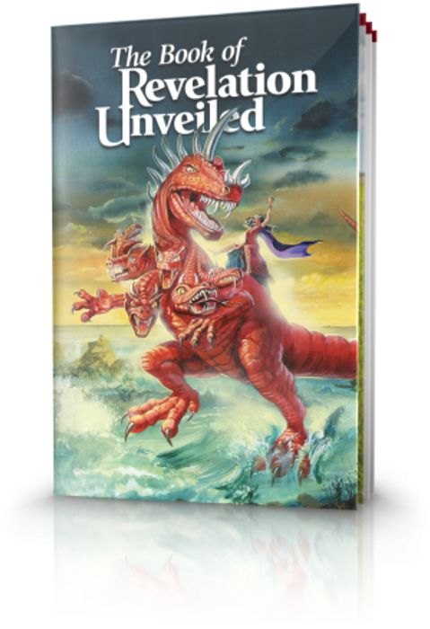 Free Book - the Book of Revelation Unveiled