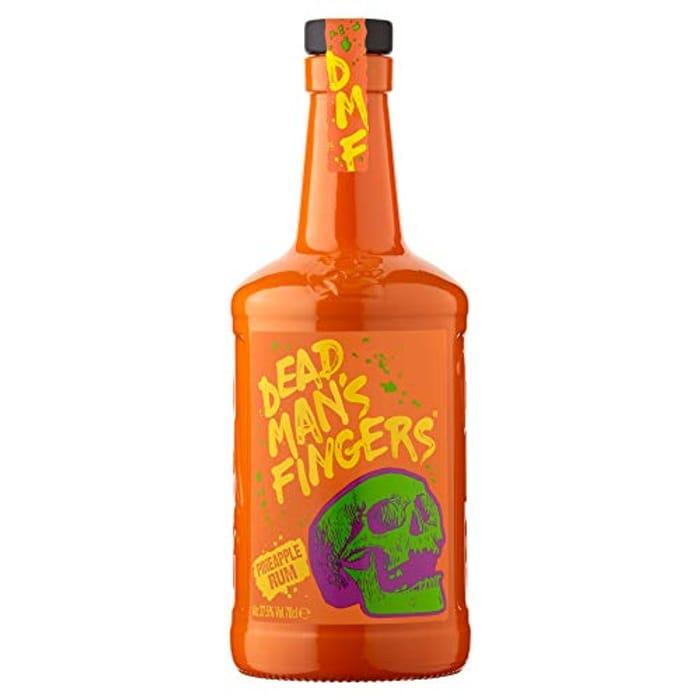 Dead Mans Fingers Pineapple Rum, 70 Cl