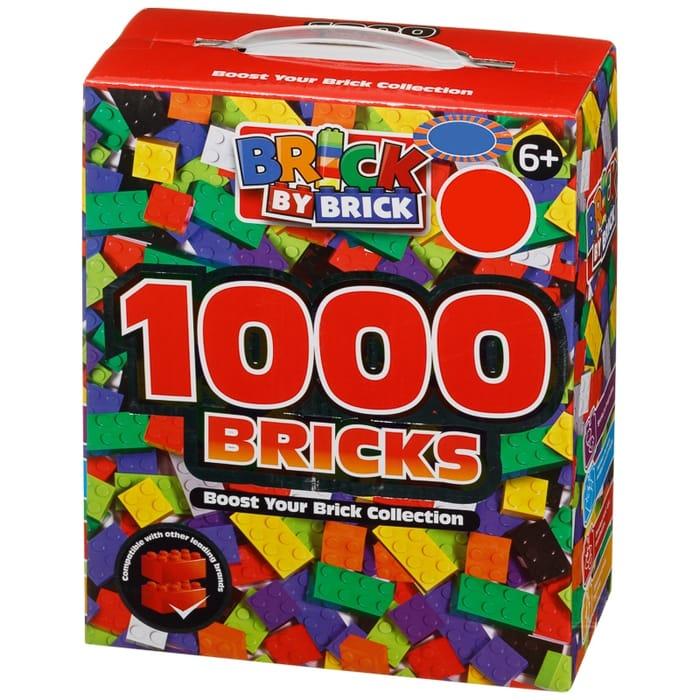 1000pcs Bricks Set