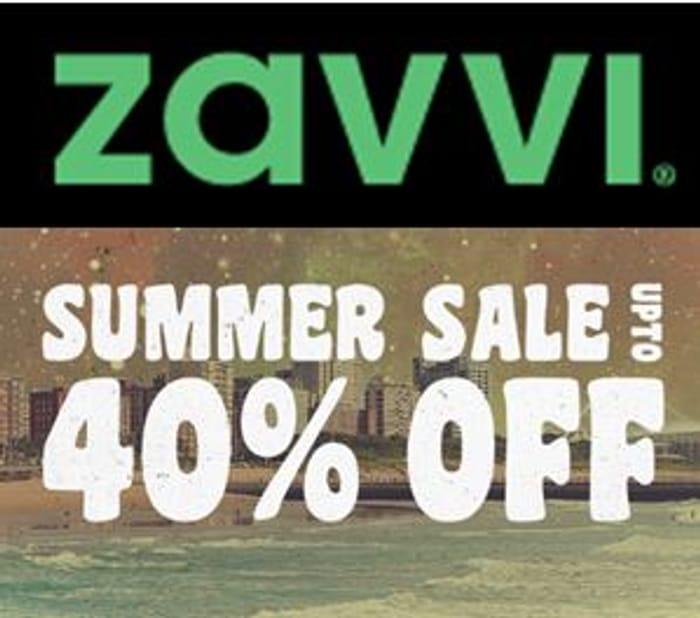 Zavvi Summer Sale - up to 40% OFF