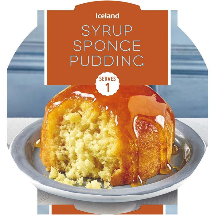 Syrup Sponge Pudding 3 for £2