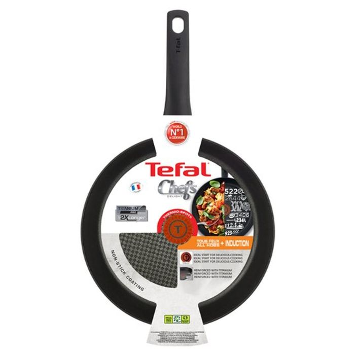 Tefal Chef Delight Frying Pan 28Cm £13 / 24cm £11