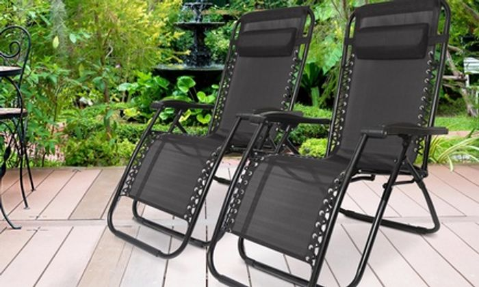 Gravity Chair 2 Pack -