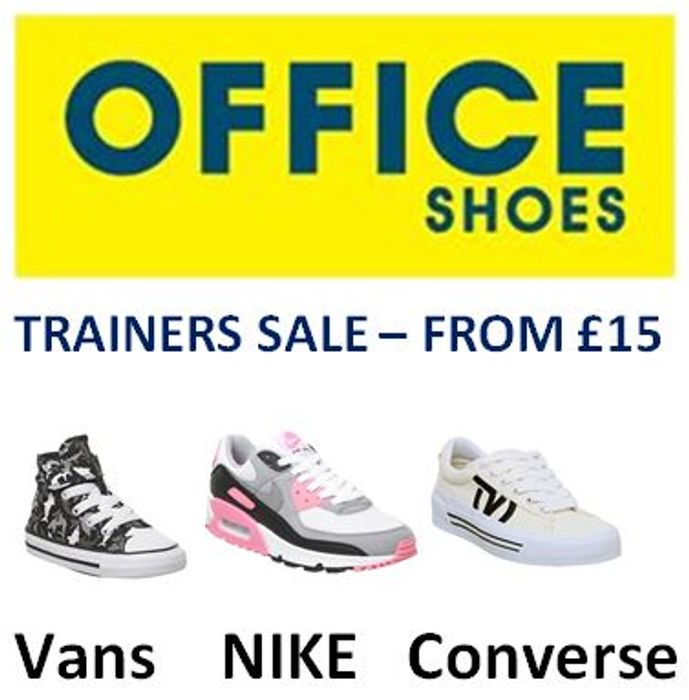 Cheap! OFFICE Trainers Sale - Trainers from £15