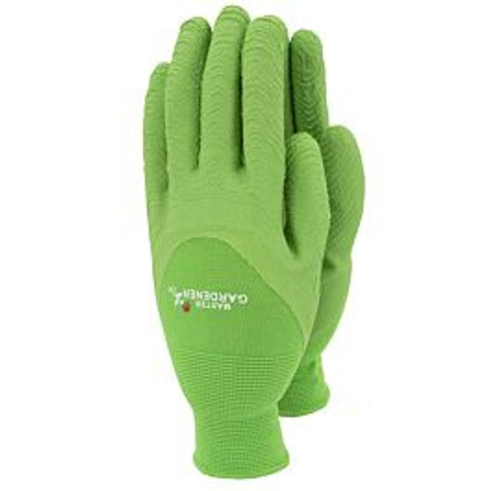 Town & Country Master Gardener Lite Medium Gloves - Green