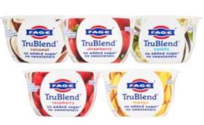 Free TruBlend Strawberry/Mango/Coconut yog at Sainsbury's via Quidco Clicksnap
