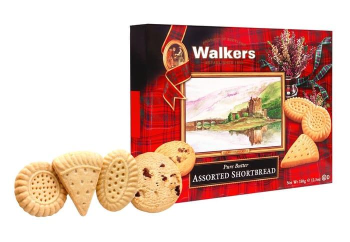 Best Price! Walkers Assorted Shortbread