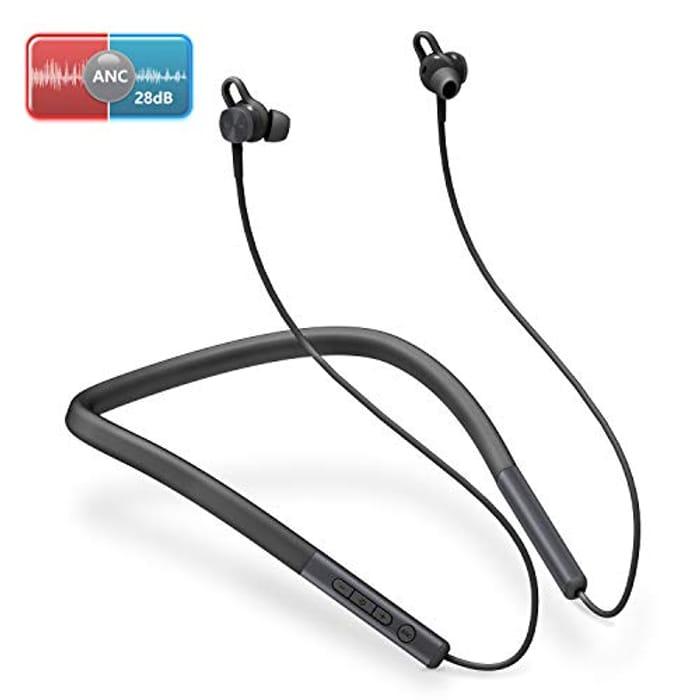 Half Price! Active Noise Cancelling Headphones