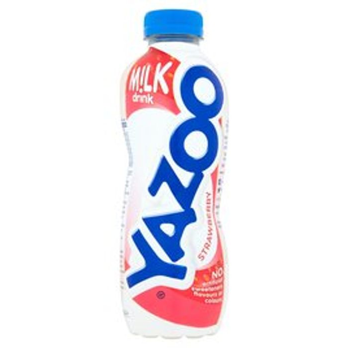 400ml Full Size Yazoo Milk