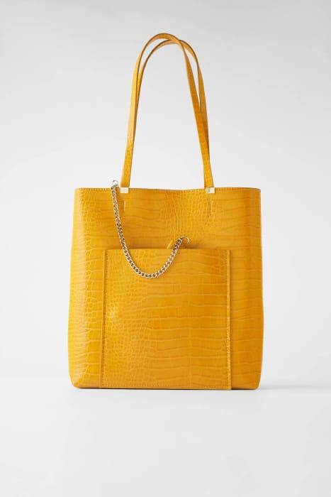 1/2 Price Zara Tote Bag