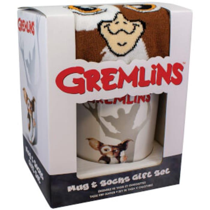 Gremlins Mug and Socks Set RRP: £12.99