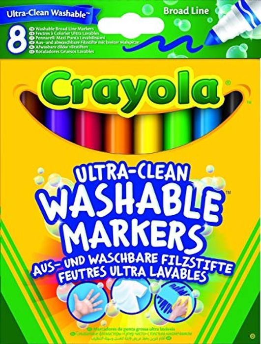 Washable Colouring Pens