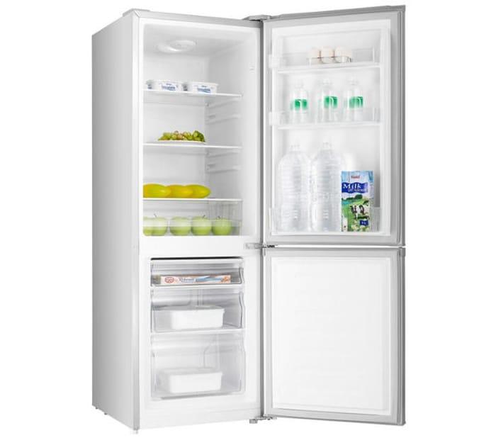 *SAVE £30* ESSENTIALS 60/40 Fridge Freezer - White