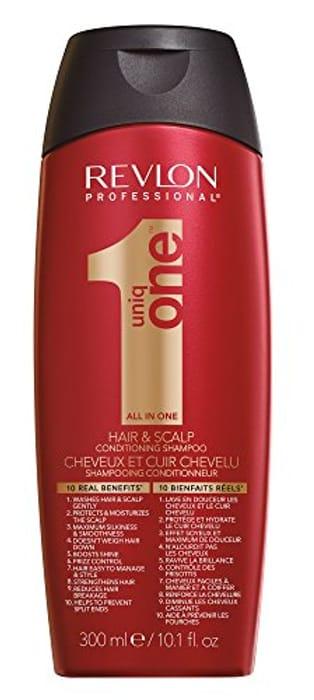 Revlon Uniq One Hair and Scalp Conditioning Shampoo - 300 Ml
