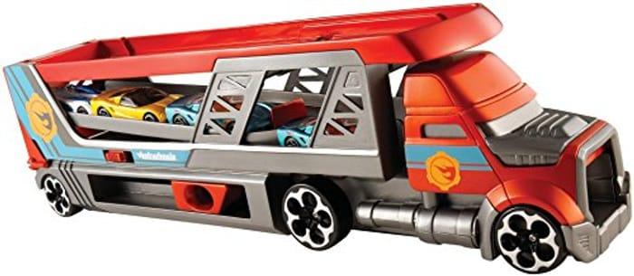 Hot Wheels Mega Hauler Truck - BLASTIN' RIG