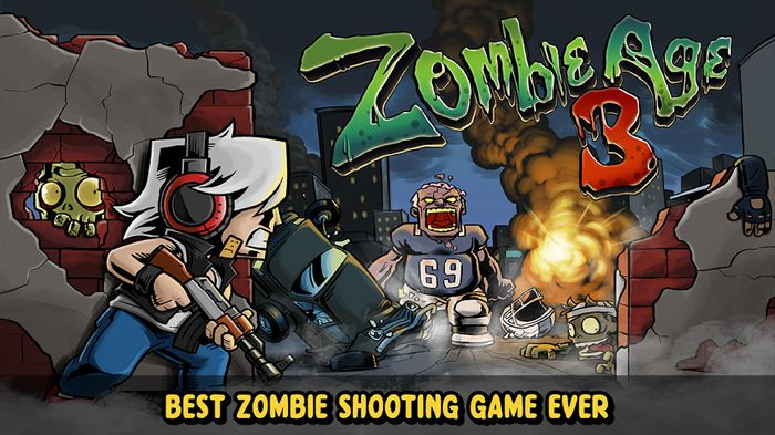 Zombie Age 3 Premium: Rules of Survival Temo Free