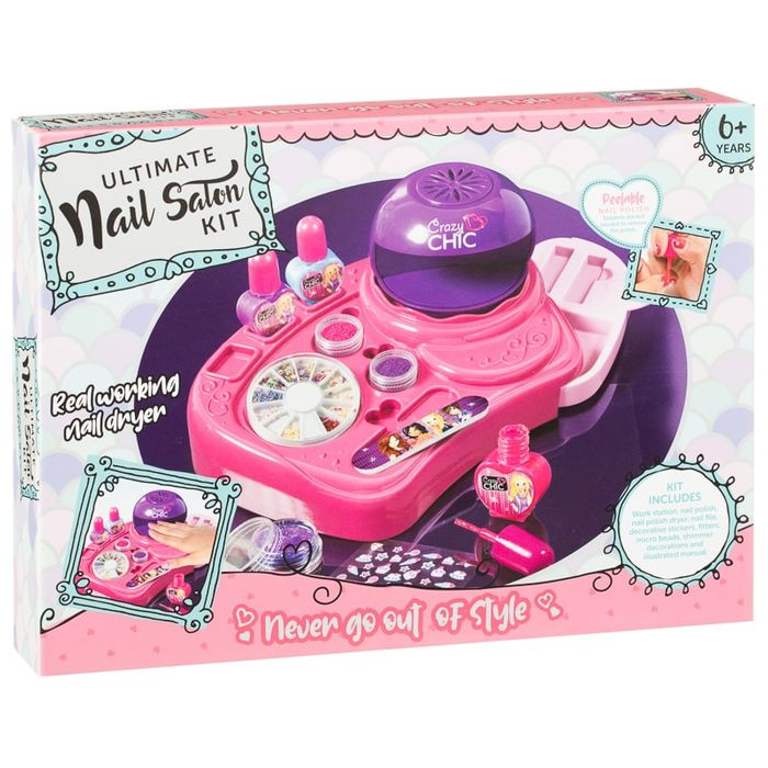Ultimate Nail Salon Kit