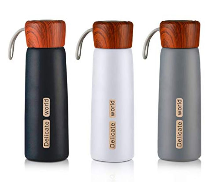 Stainless Steel Insulated Double Walled Vacuum Sports Water Bottle