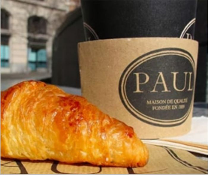 Free Coffee and a Croissant