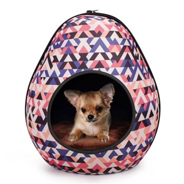 Ibiyaya Gourd Pet House (Triangle or Zig-Zag Design) £7.19