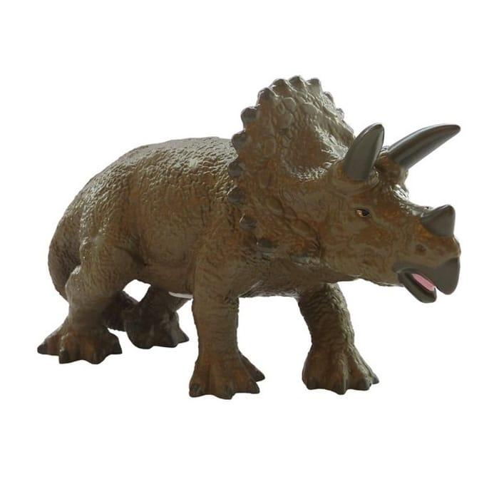 CHEAP! Unique 3D Shaped Triceratops Ceramic Money Bank for Little Ones