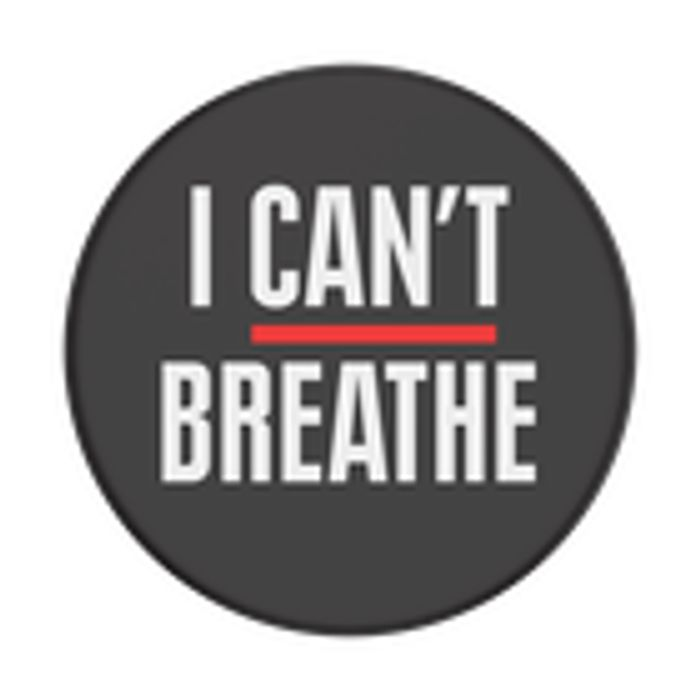 """Free """"I Can't Breathe"""" PopGrip at popsockets.co.uk"""