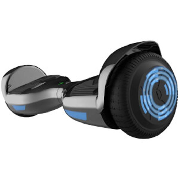Hover-1 Helix Black Hoverboard with Bluetooth Speaker