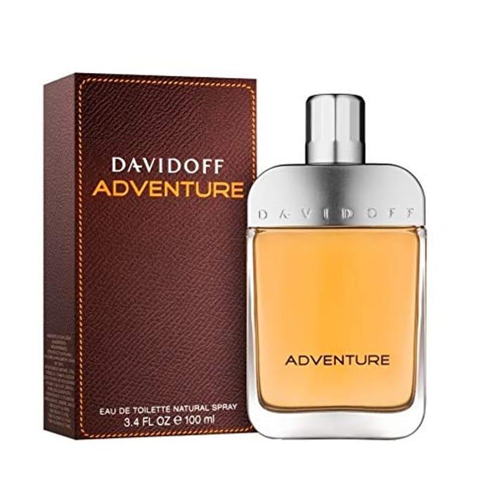 Best Price! DAVIDOFF Adventure Aftershave for Men Eau De Toilette 100 Ml