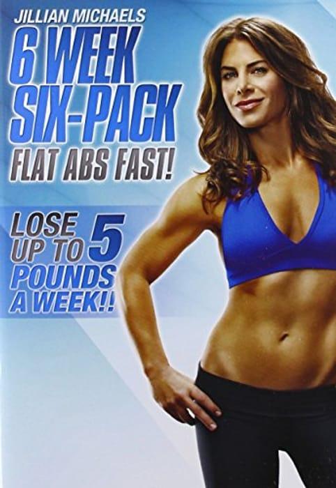 Jillian Michaels: 6 Week Six-Pack [DVD]