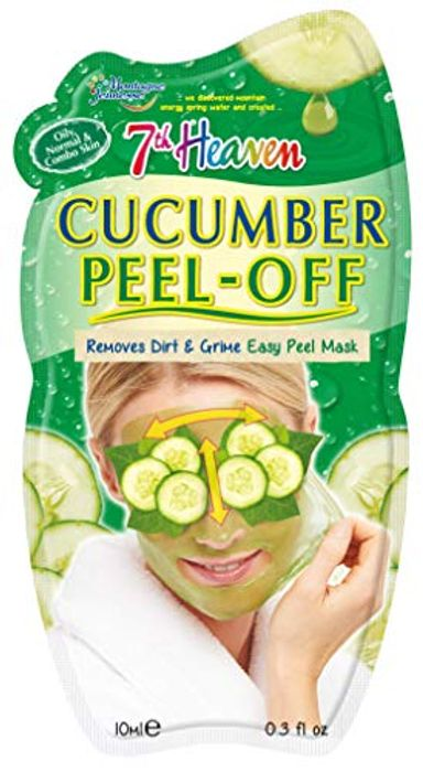 7th Heaven Cucumber Easy Peel-off Mask